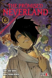 Papel The Promised Neverland Vol. 6