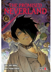 Papel The Promised Neverland 06
