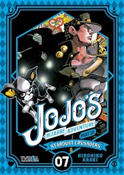 Libro 7. Jojo'S Bizarre Adventure : Stardust Crusaders