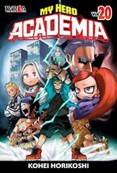 Libro 20. My Hero Academia