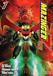 Libro 7. Shin Mazinger Zero