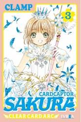 Papel Cardcaptor Sakura Clear Card Arc Vol.3