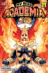 Libro 21. My Hero Academia