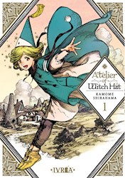 Libro 1. Atelier Of Witch Hat