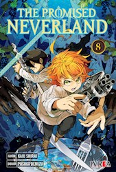 Papel The Promised Neverland Vol.8