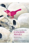 Papel CANCION NEGRA [ILUSTRADO]