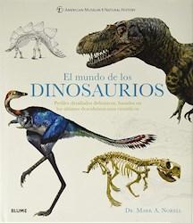 Libro El Mundo De Los Dinosaurios