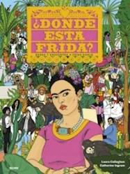 Libro Donde Esta Frida ?