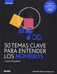 Libro 50 Temas Clave Para Entender Los Numeros