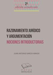 Libro Razonamiento Juridico Y Argumentacion