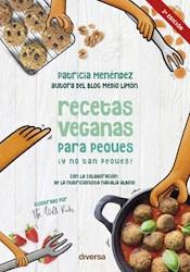 Libro Recetas Veganas Para Peques Y No Tan Peques!