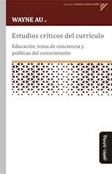 Libro Estudios Criticos Del Curriculo