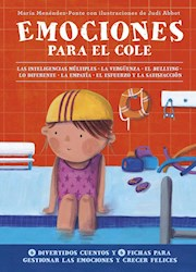 Libro Emociones Para El Cole