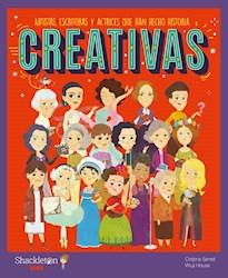 Libro Creativas