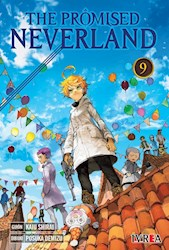 Libro 9. The Promised Neverland