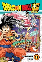 Libro 11. Dragon Ball Super