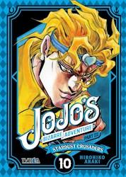 Libro 10. Jojo'S Bizarre Adventure : Stardust Crusaders