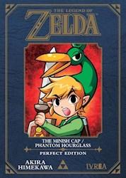 Papel The Legend Of Zelda Perfect Edition Vol.4 Minish Cap/ Phantom Hourglass