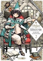 Libro 2. Atelier Of Witch Hat