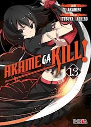 Libro 13. Akame Ga Kill