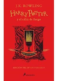 Papel Harry Potter 4 Caliz De Fuego - Gryffindor