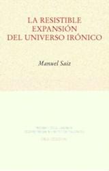 Papel LA RESISTIBLE EXPANSION DEL UNIVERSO IRONICO