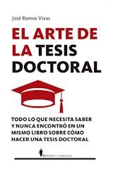 E-book El arte de la tesis doctoral