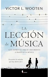 E-book La lección de música