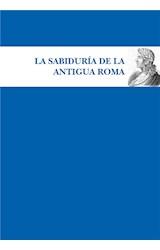 E-book La sabiduría de la Antigua Roma