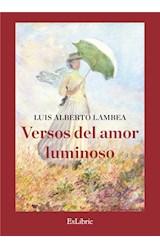 E-book Versos del amor luminoso