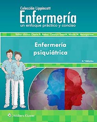 Papel Rebar, Colección Lippincott Enfermería. Enfermería Psiquiátrica Ed.3