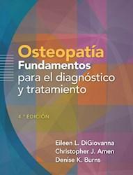 E-book Osteopatía. Fundamentos Para El Diagnóstico Y El Tratamiento