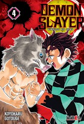 Papel Demon Slayer Vol.3