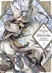 Libro 3. Atelier Of Witch Hat