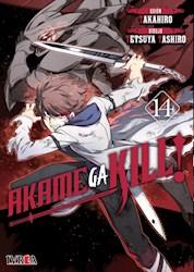 Libro 14. Akame Ga Kill