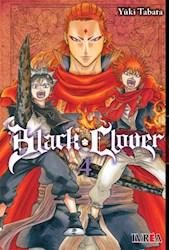 Papel Black Clover Vol.4
