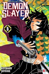 Papel Demon Slayer Vol.5