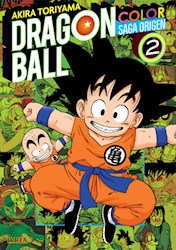 Papel Dragon Ball Color Saga Origen 2