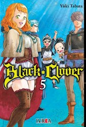 Libro 5. Black Clover