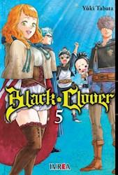 Papel Black Clover Vol. 5 Con Tarjeta De Regalo
