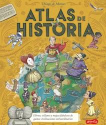 Papel Atlas De Historia