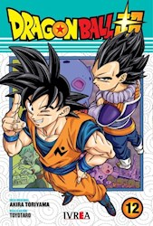 Papel Dragon Ball Super Vol.12