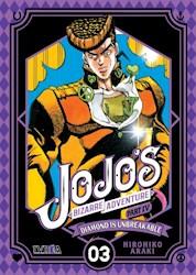 Libro 3. Jojo'S Bizarre Adventure : Diamond Is Unbreakable