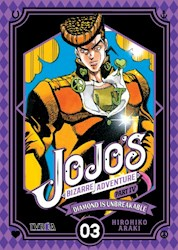 Papel Jojos Bizarre Adventure Parte 4 Diamond Is Unbreakable Vol.2