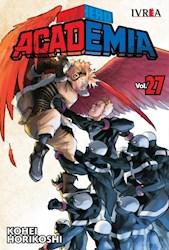 Libro 27. My Hero Academia