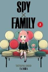 Papel Spy X Family Vol.2