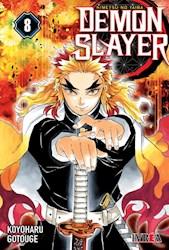 Papel Demon Slayer Vol.8