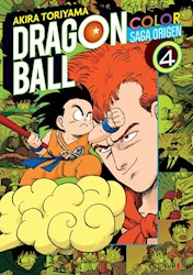 Papel Dragon Ball Saga Del Origen A Color Vol. 4