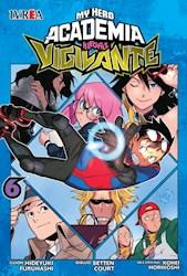 Papel My Hero Academia Illegals Vigilante Vol.6