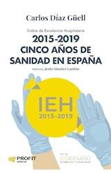 E-book 2015-2019 Cinco años de sanidad en España